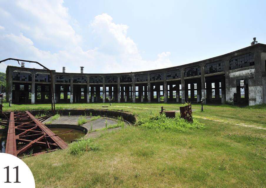 豊後森機関庫ミュージアム
