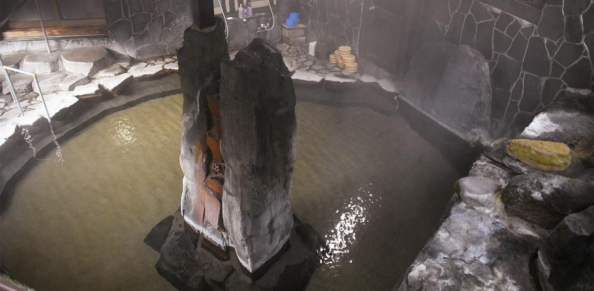 季の郷 山の湯 温泉