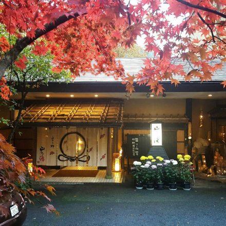 【秋限定】温泉ミストで温泉パック&甘酒付*美しの秋の温泉旅行